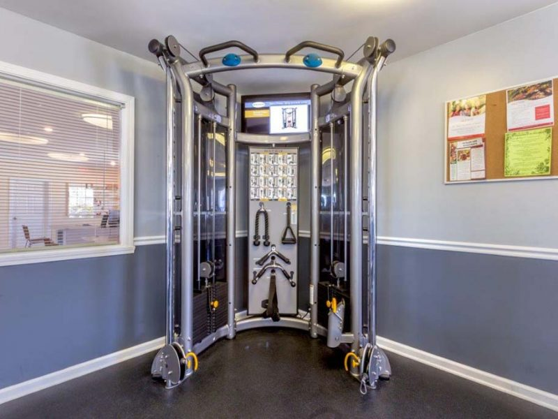 TGM Avalon Lake Apartments Fitness Gym 3