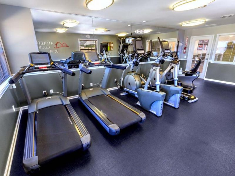 TGM Avalon Lake Apartments Fitness Gym 5