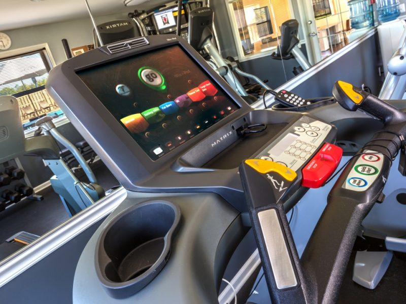 TGM Avalon Lake Apartments Fitness Gym