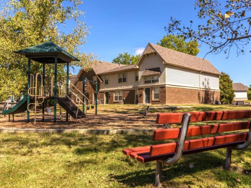 TGM Avalon Lake Apartments Playground