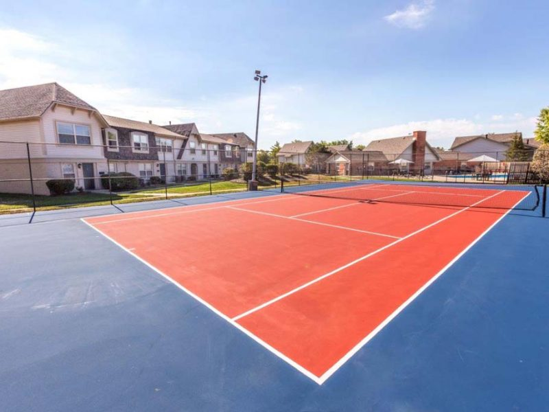 TGM Avalon Lake Apartments Tennis Court